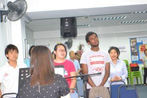 Youth Presentation @ LSMC Kota Damansara | Petaling Jaya | Selangor | Malaysia