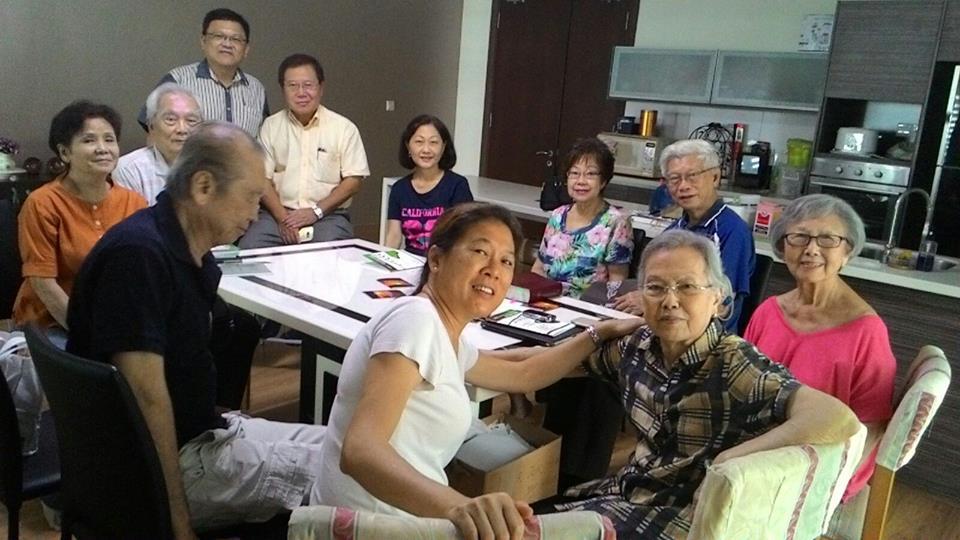 Seniors Small Group