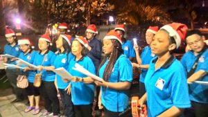 Christmas Carolling @ Cova Square Kota Damansara | Petaling Jaya | Selangor | Malaysia
